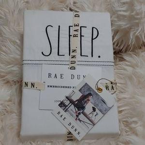 Rae Dunn SLEEP Pillow Cases